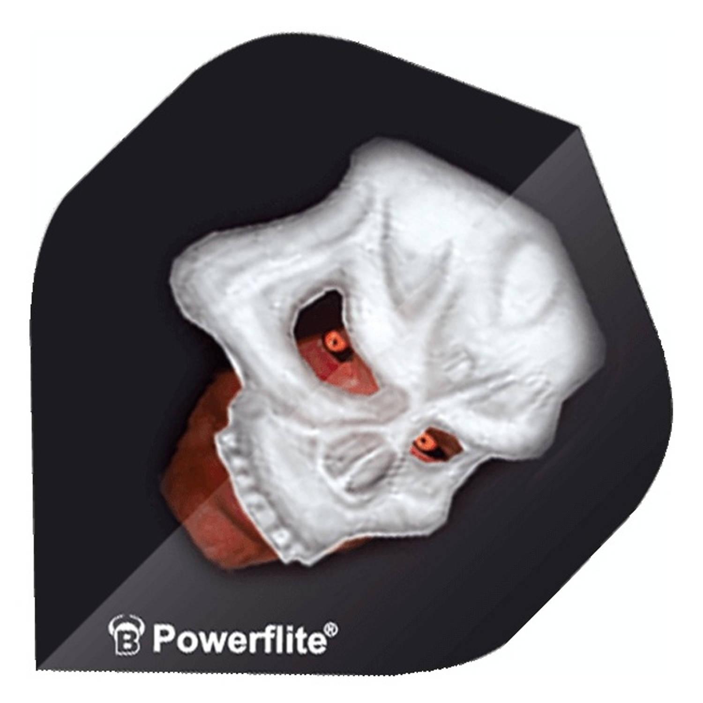Korting Bull's Powerflite Skull Zwart grijs 3 Stuks