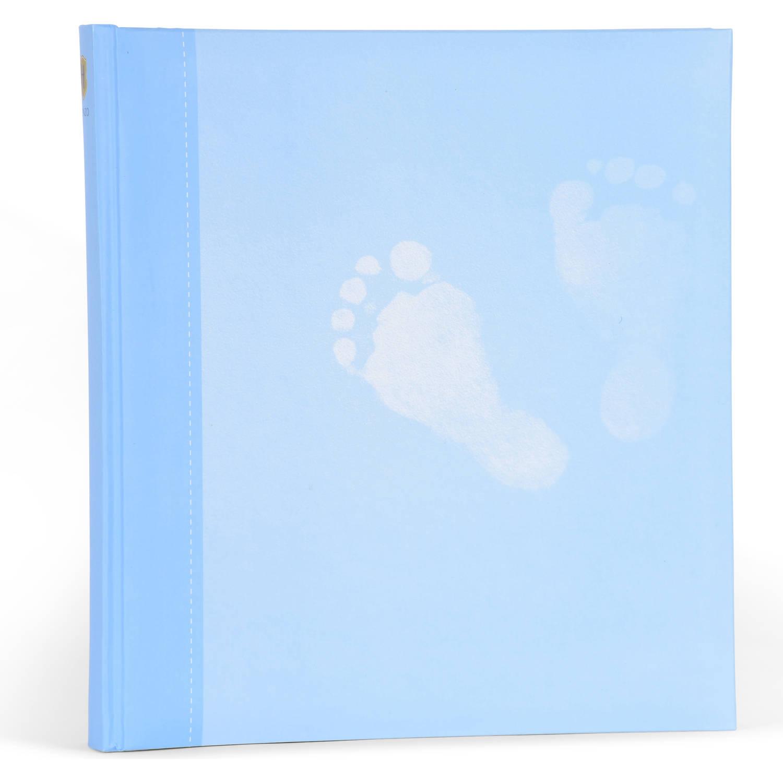 Henzo Babyalbum Steps Blauw