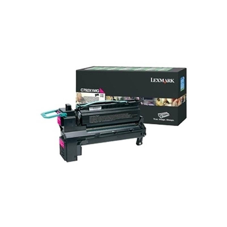 Lexmark C782, X782e magenta Toner