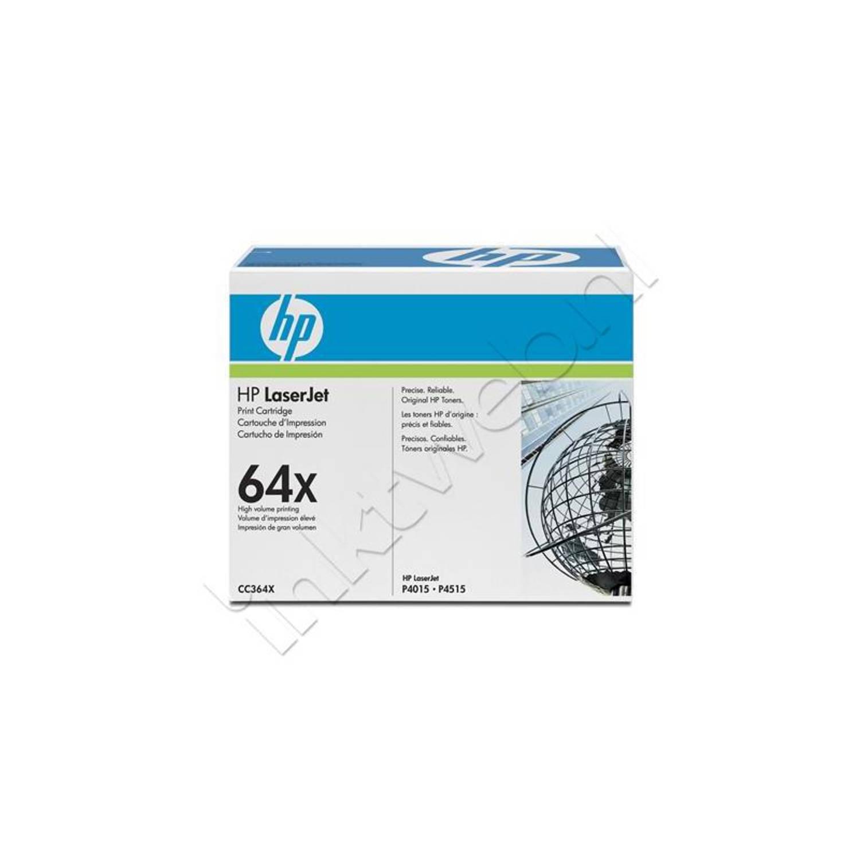 HP 64X hc zwart Toner