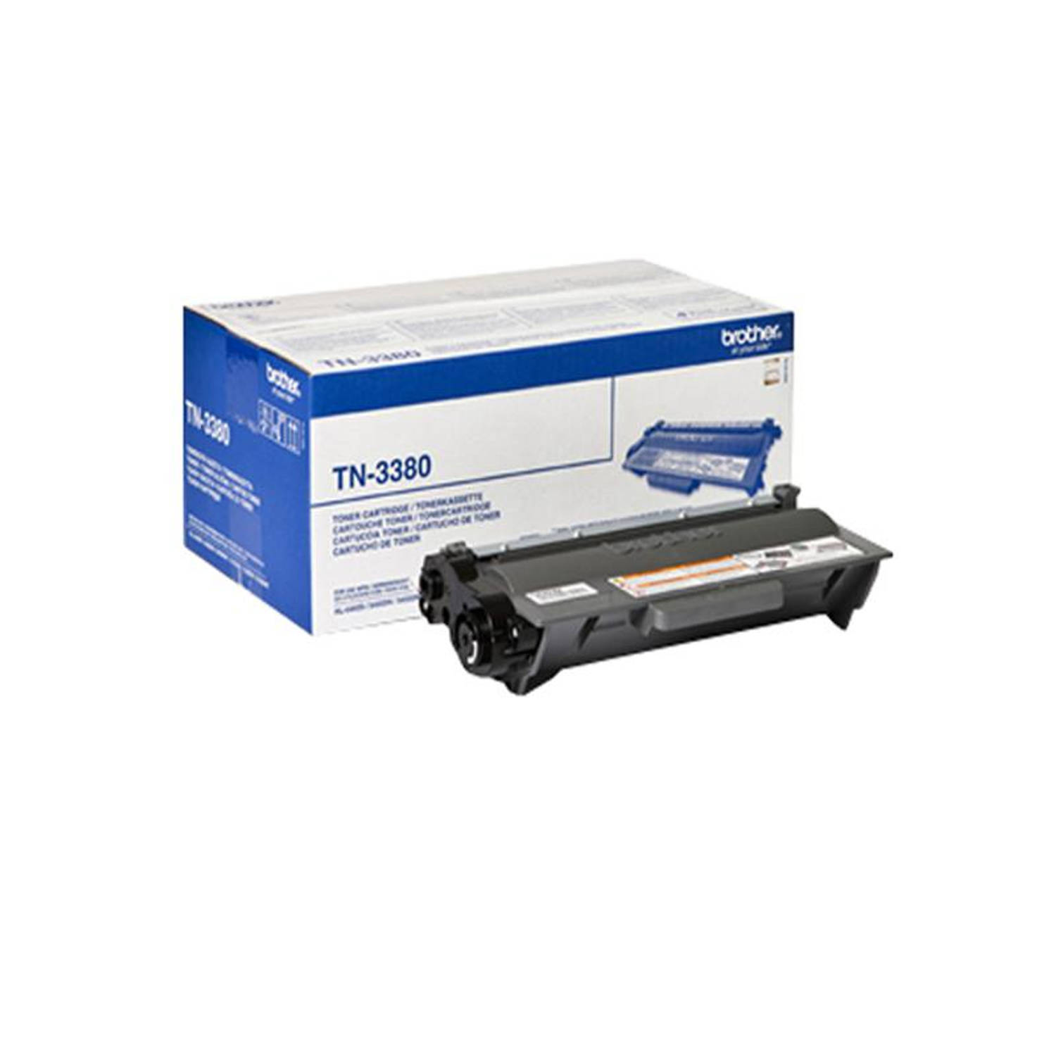 Brother TN-3380 zwart Toner