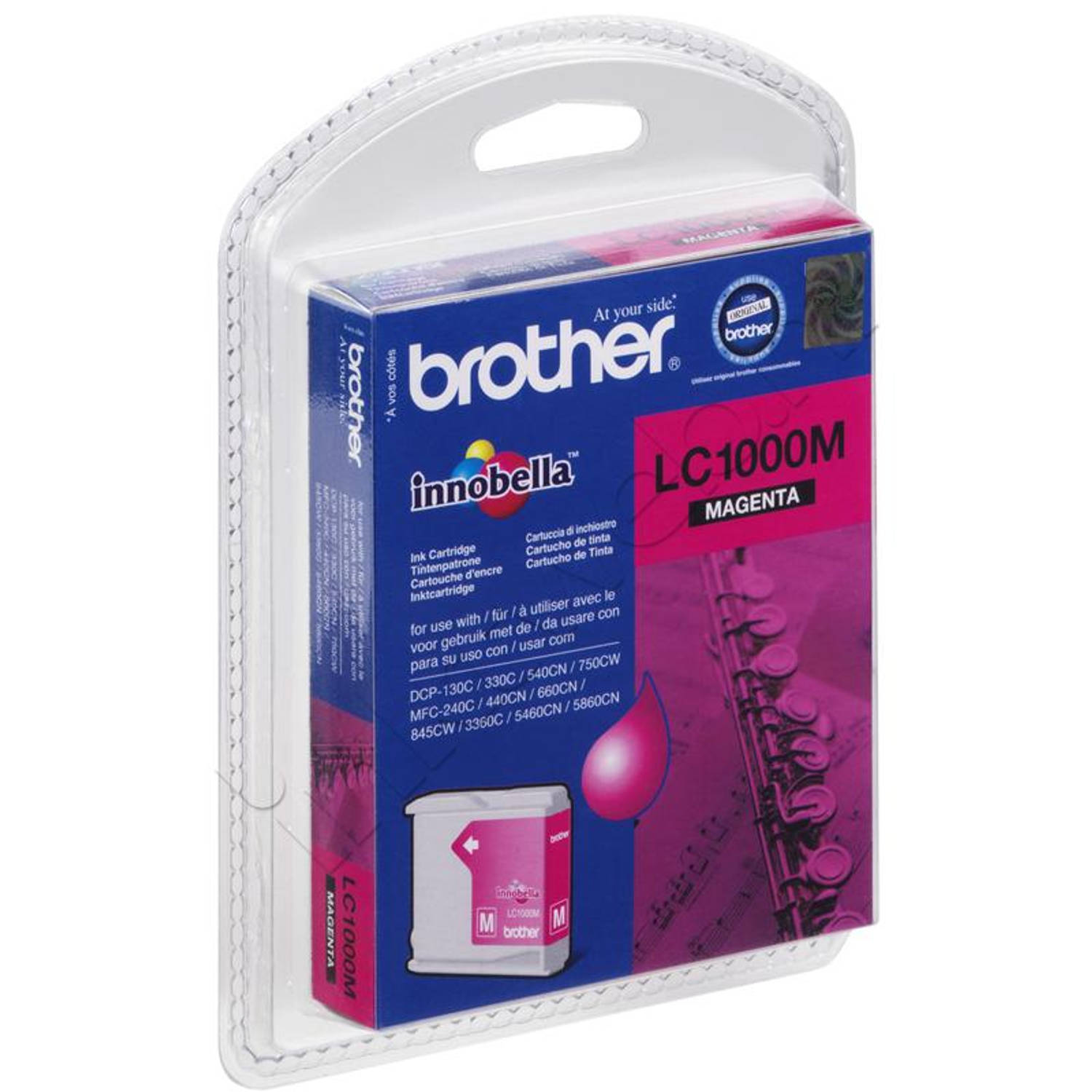 Brother LC-1000M magenta Cartridge