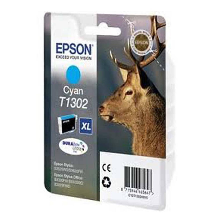 Epson T1302 cyaan Cartridge