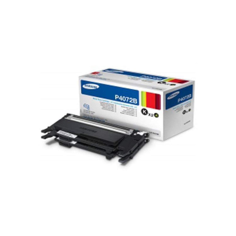 Samsung CLT-P4072B twin pack zwart Toner