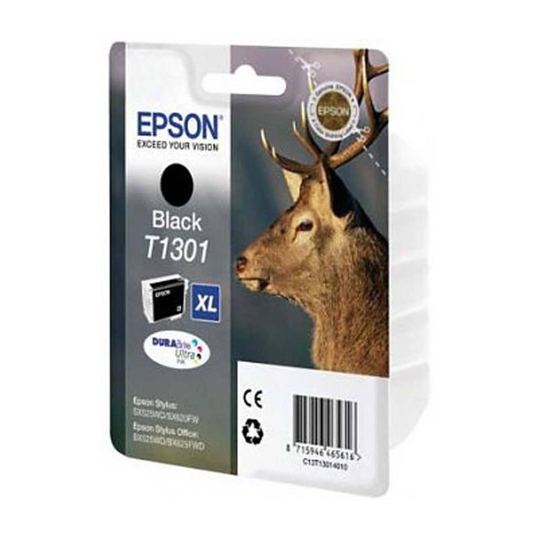 Epson T1301 zwart Cartridge