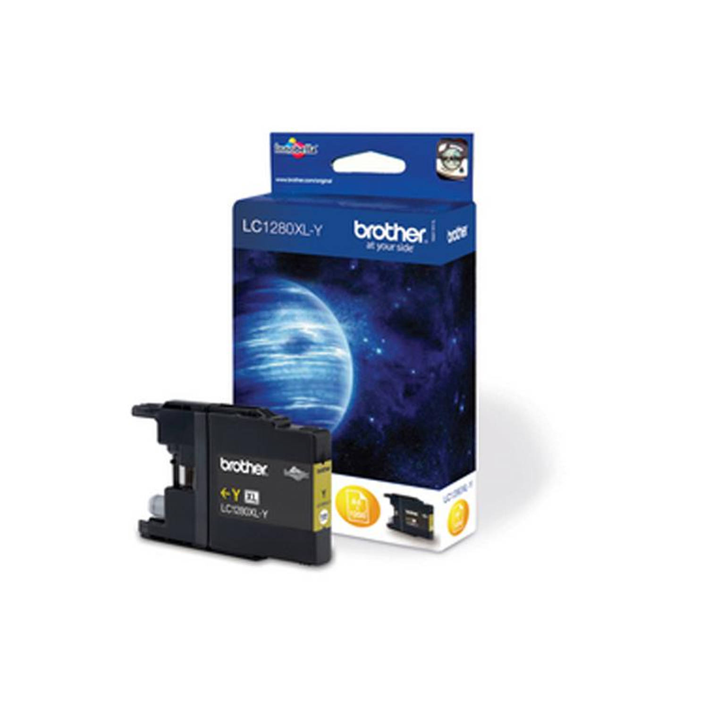 Brother LC-1280Y geel Cartridge