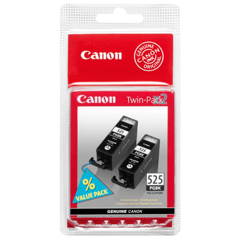 Canon PGI-525BK twinpack zwart Cartridge