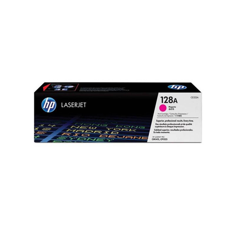 HP 128 magenta Toner
