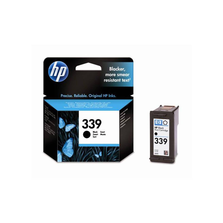 HP 339 zwart Cartridge