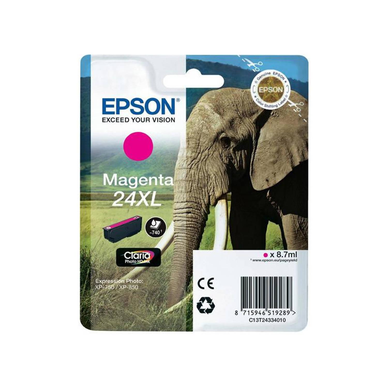 Epson 24XL magenta Cartridge