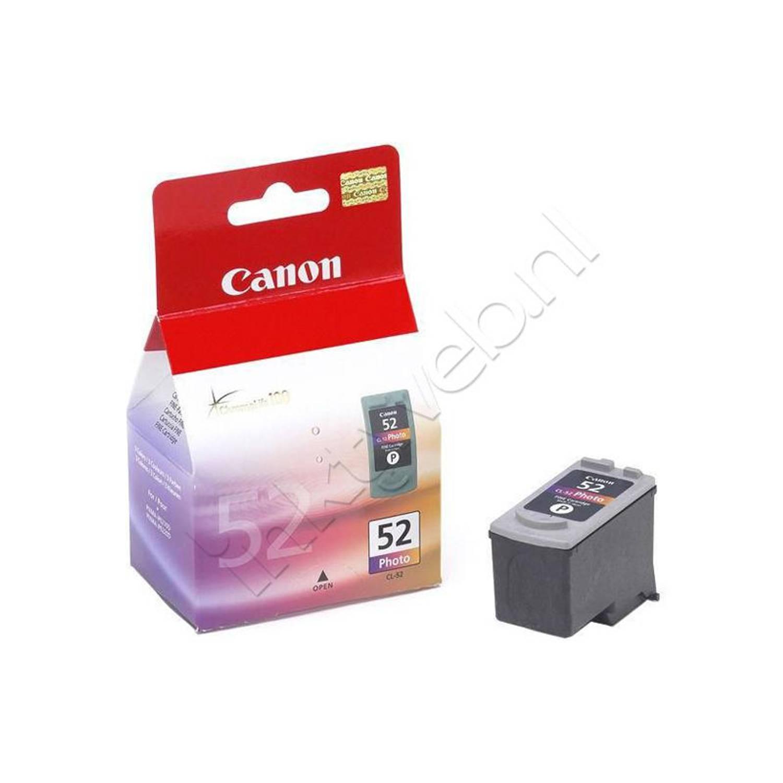 Canon CL-52 foto kleur Cartridge