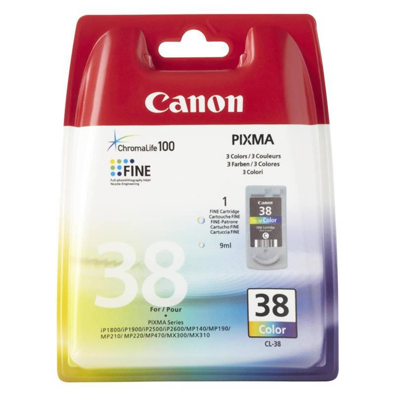 Canon CL-38 kleur Cartridge