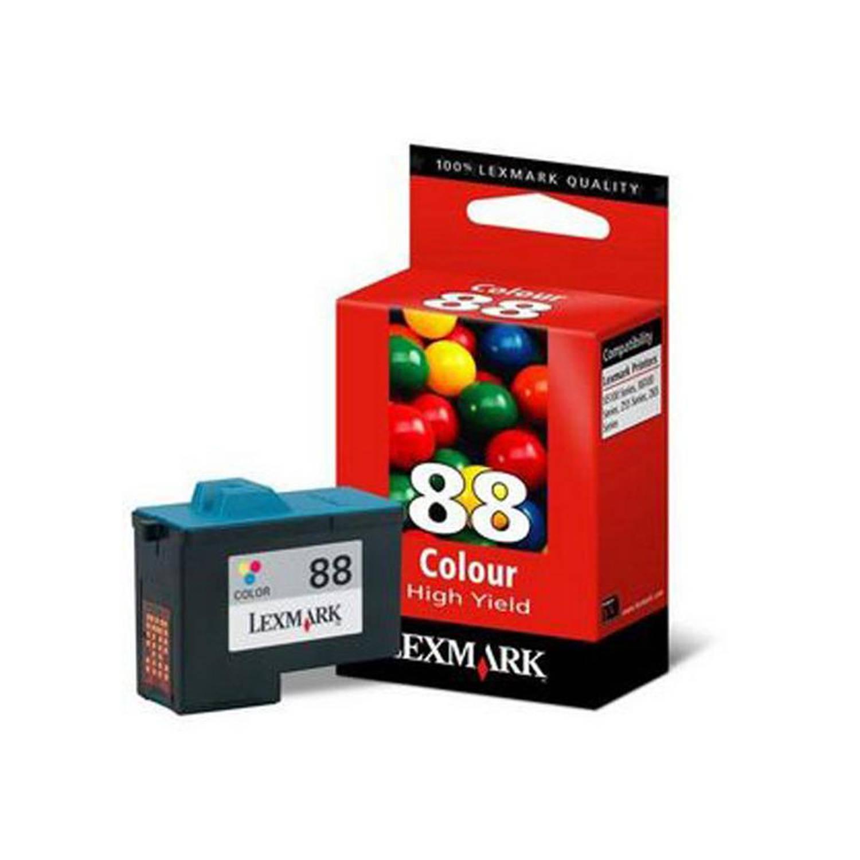 Lexmark 88 kleur Cartridge