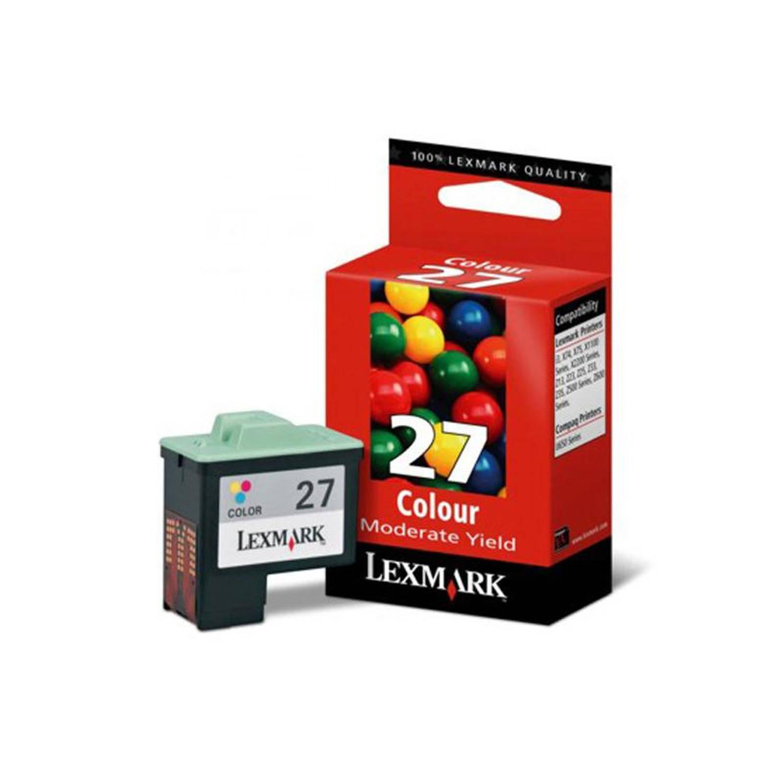 Lexmark 27 kleur Cartridge