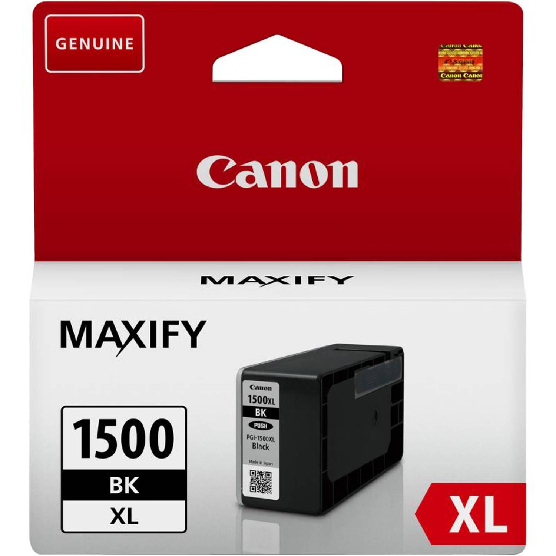 Canon PGI-1500XL zwart Cartridge