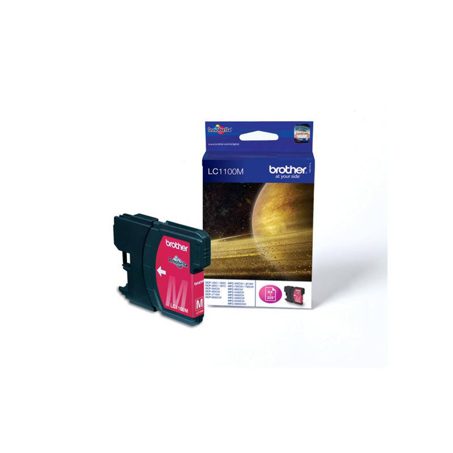 Brother LC-1100M magenta Cartridge
