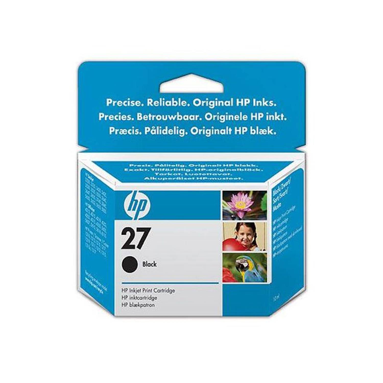 HP 27 zwart Cartridge