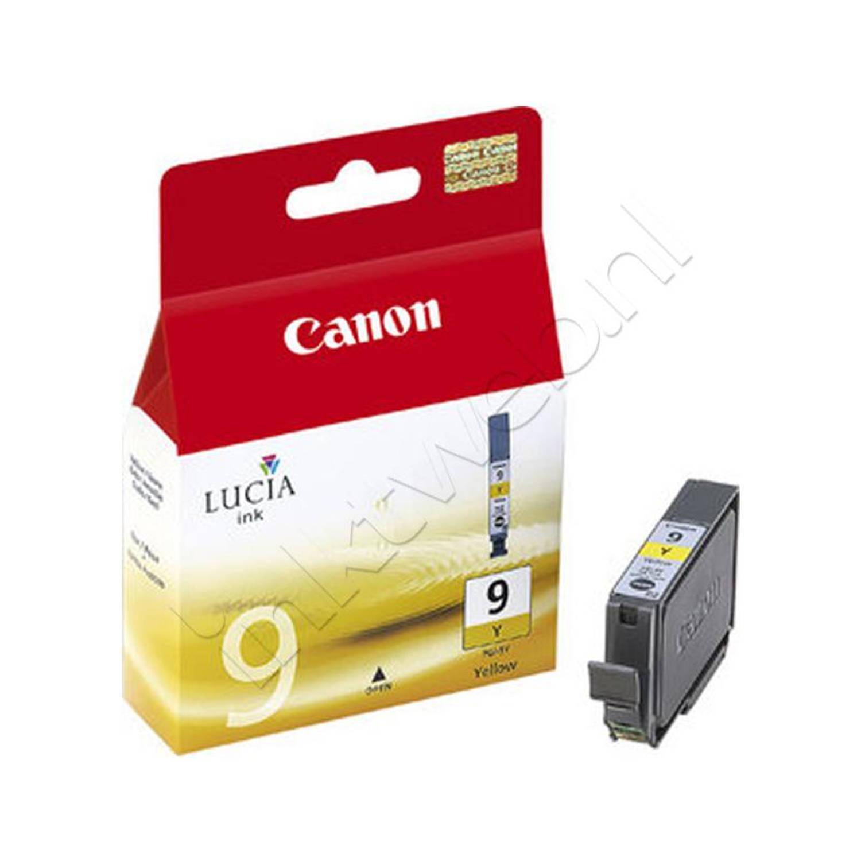 Canon PGI-9Y geel Cartridge