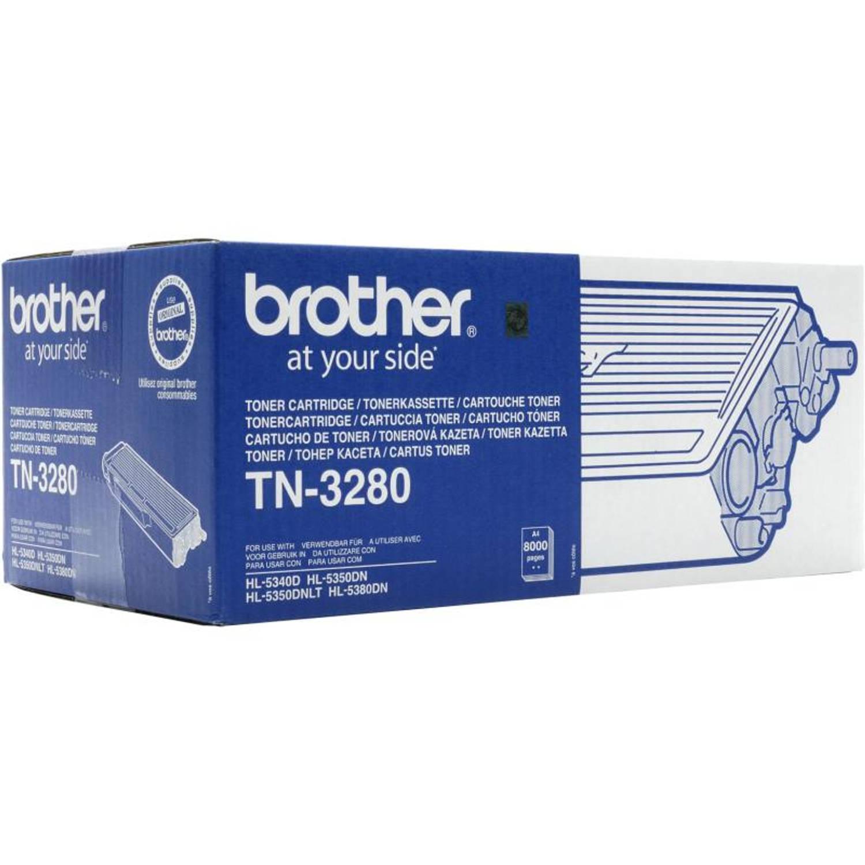 Brother TN-3280 zwart Toner