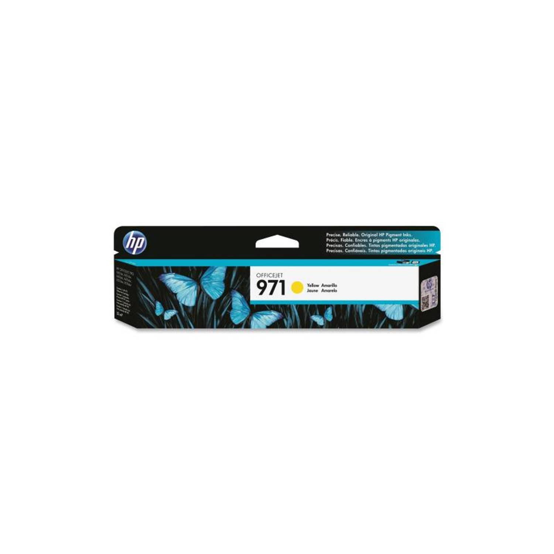 HP 971 geel Cartridge