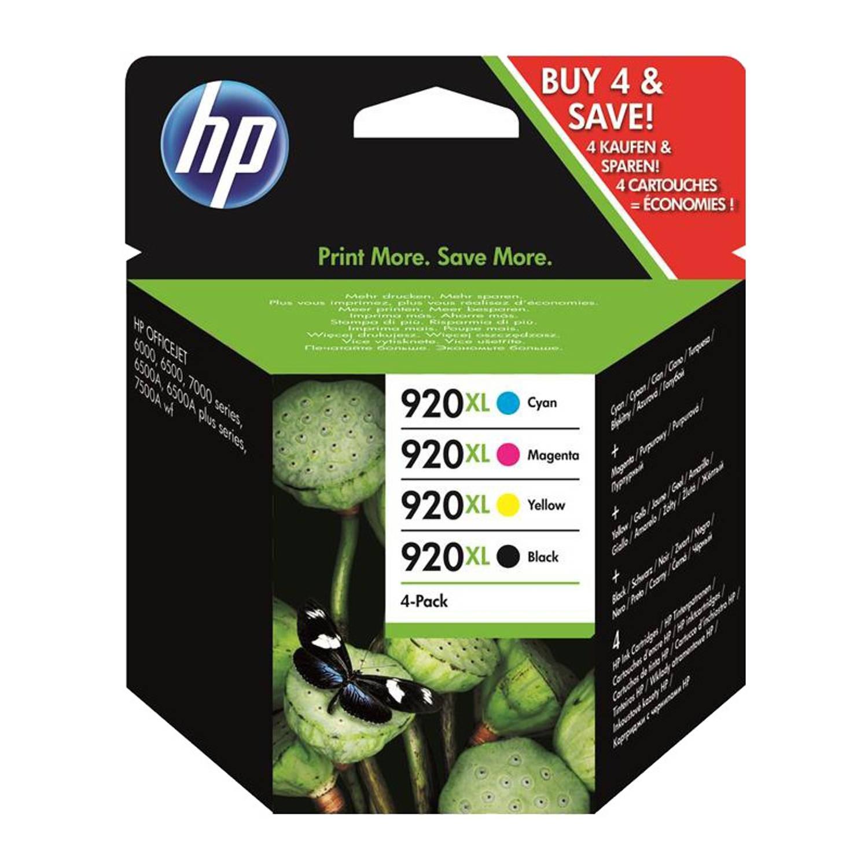 920XL C-M-Y-K Officejet Ink Co
