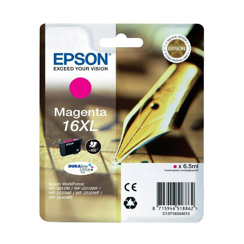 Epson 16XL magenta Cartridge