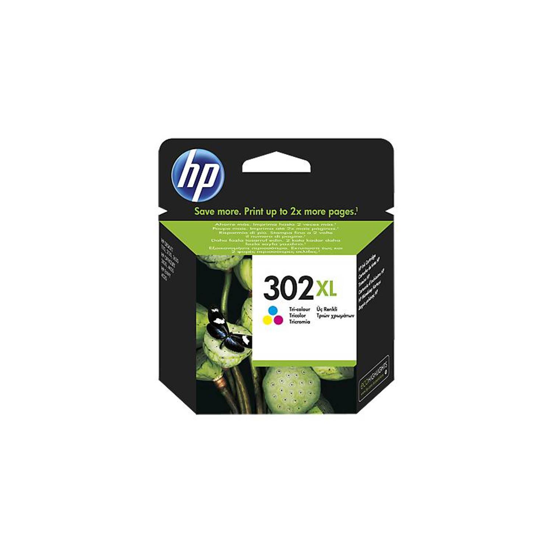 HP 302XL kleur Cartridge