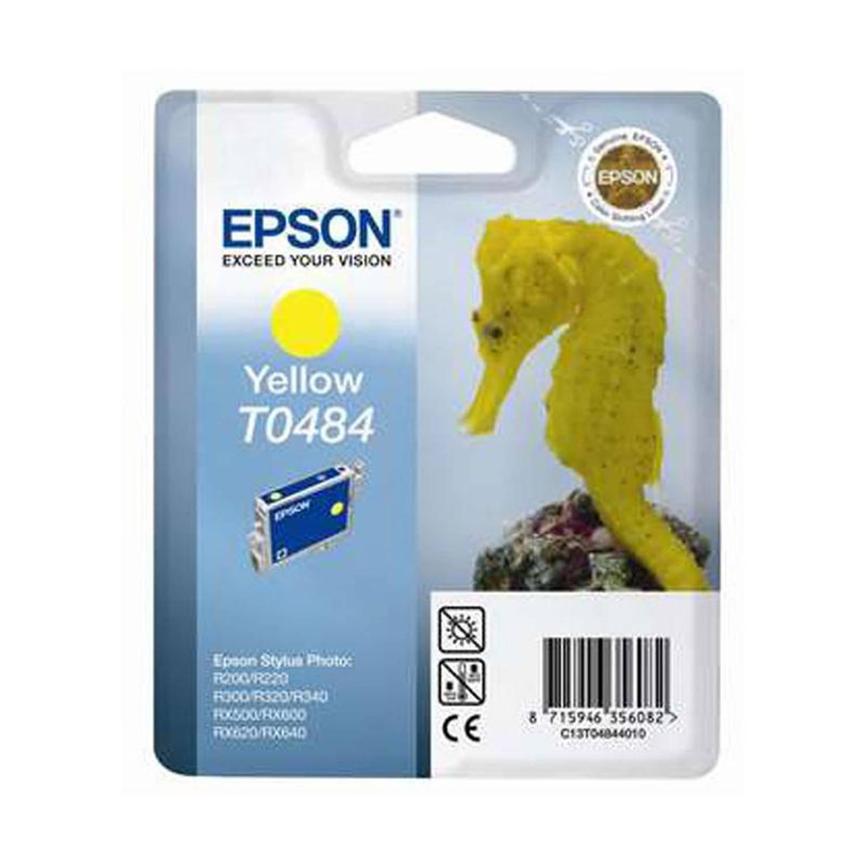 Epson T0484 geel Cartridge