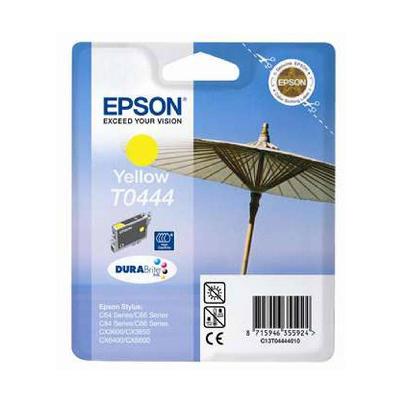 Epson T0444 geel Cartridge