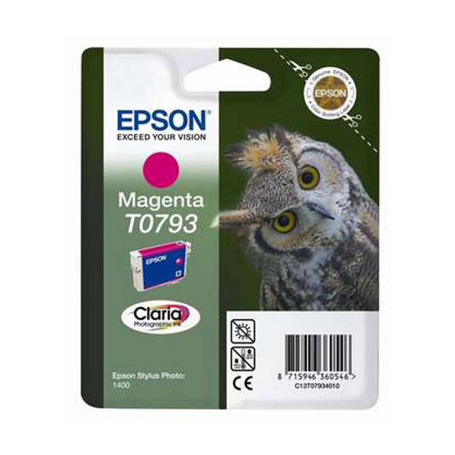 Epson T0793 magenta Cartridge