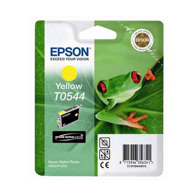 Epson T0544 geel Cartridge
