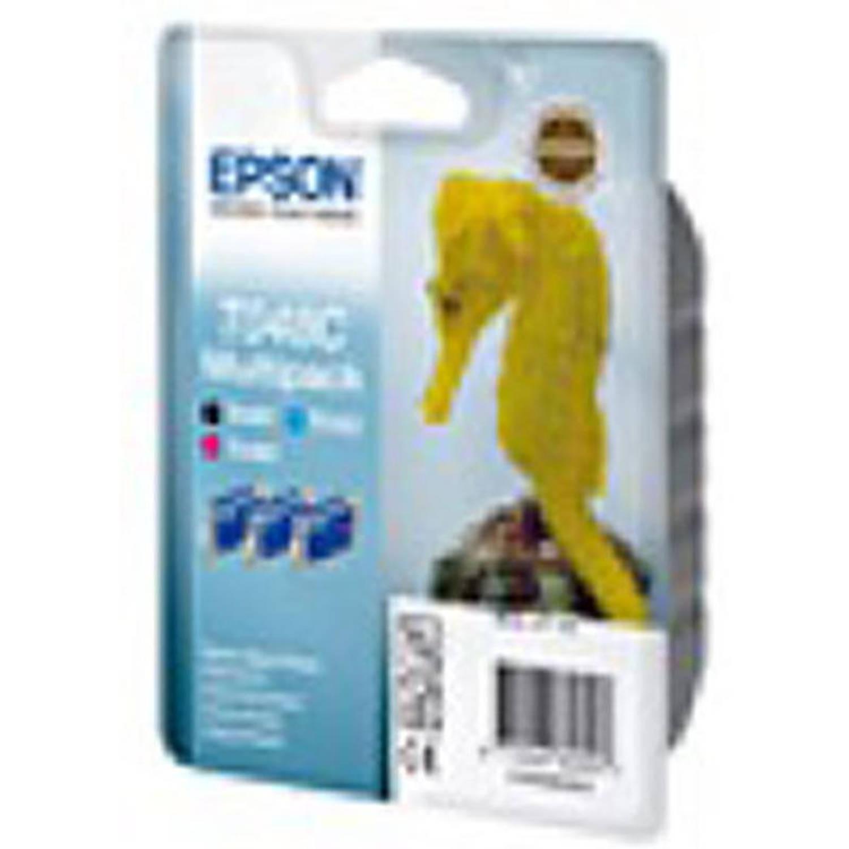 Epson T048C Cartridge Multipack kleur Cartridge