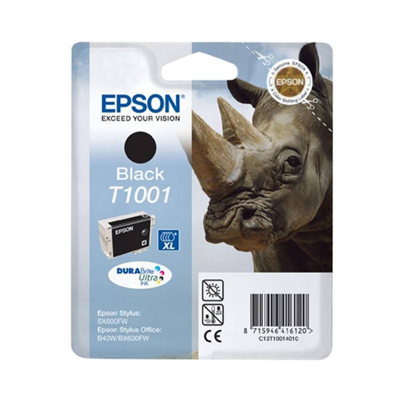 Epson T1001 zwart Cartridge