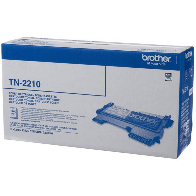 Brother TN-2210 zwart Toner