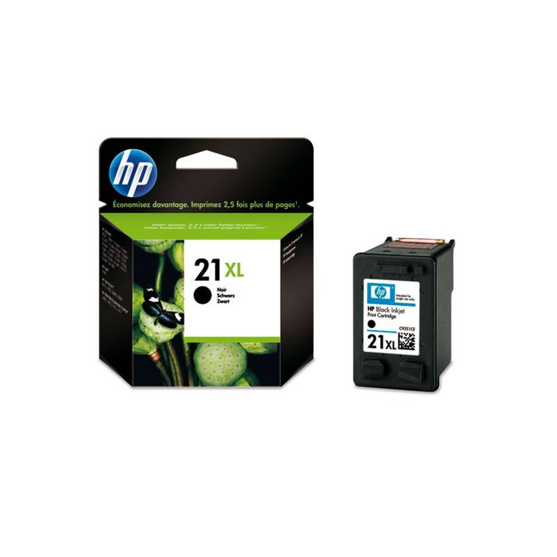 HP 21XL zwart Cartridge