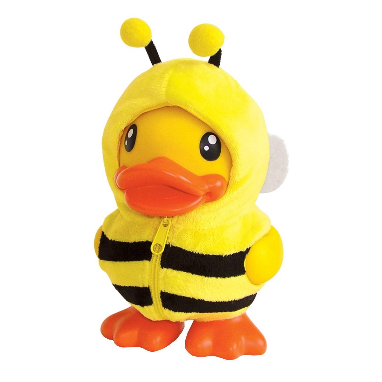 Afbeelding van B.Duck spaarpot eend geel bij 16 cm