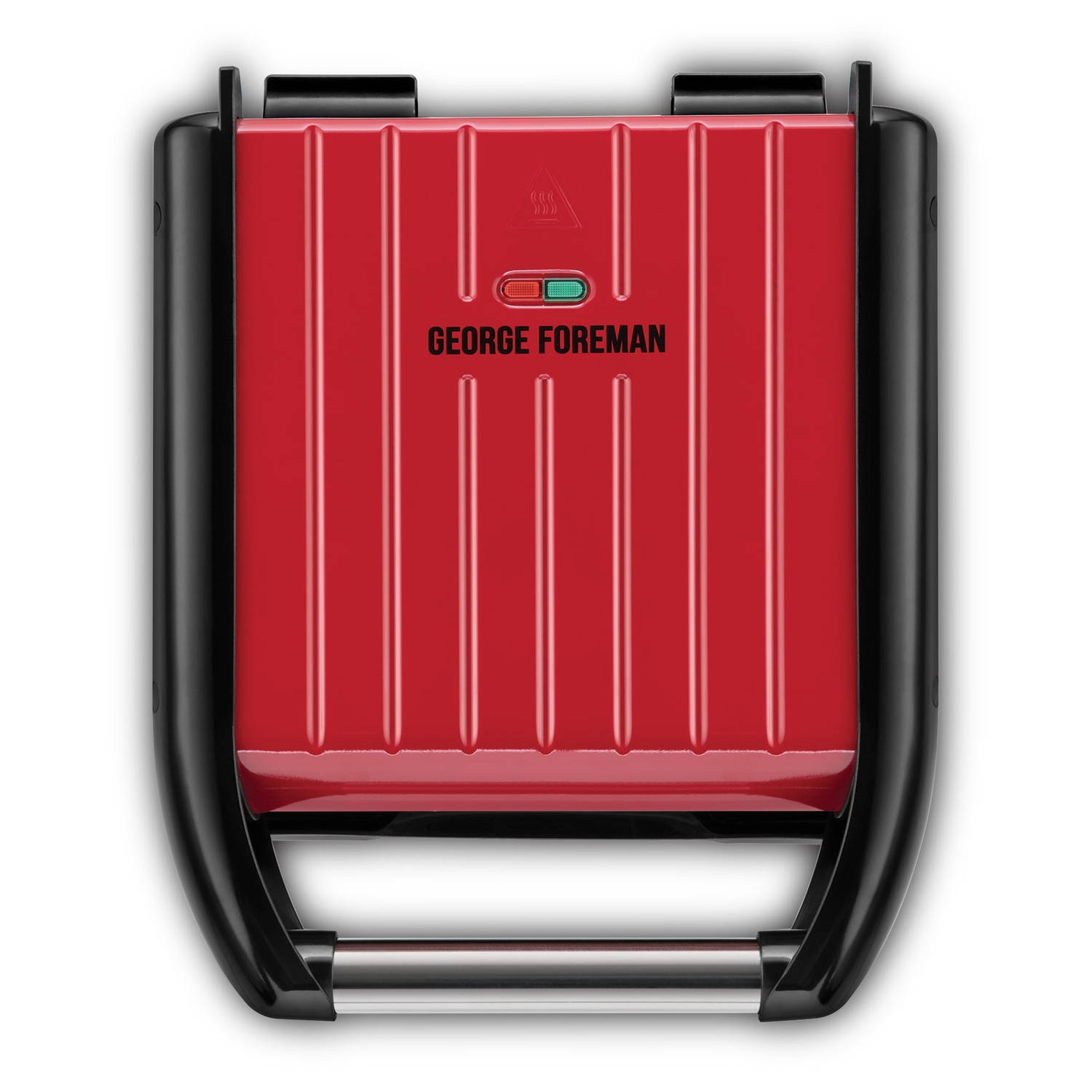 George Foreman contactgrill Compact - rood