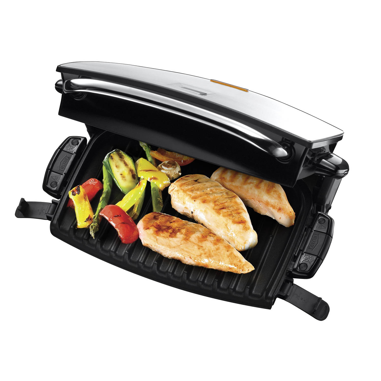 George Foreman contactgrill Grill & Melt 14525-56