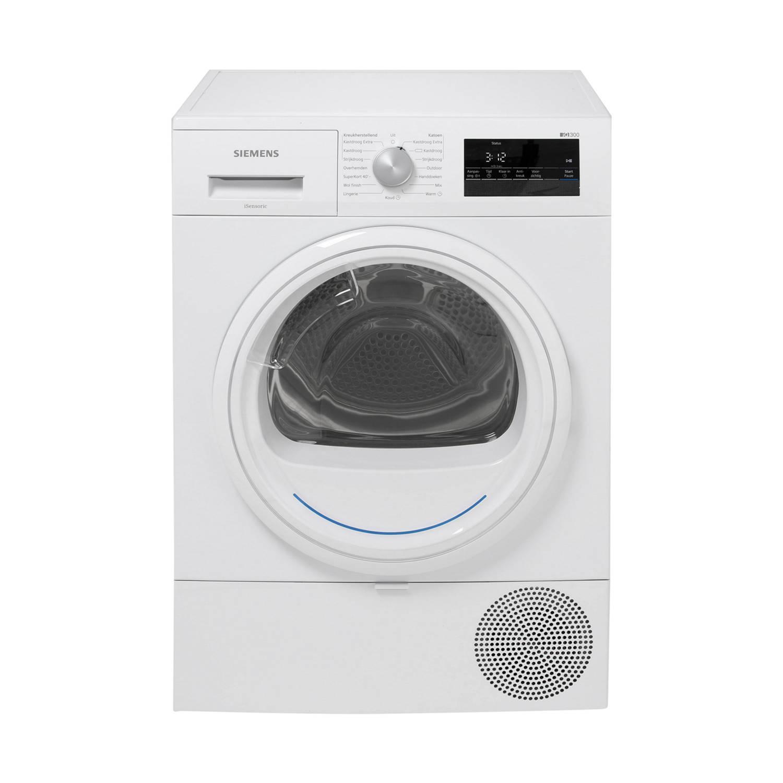 Siemens iQ300 WT45RV00NL warmtepompdrogers - Wit