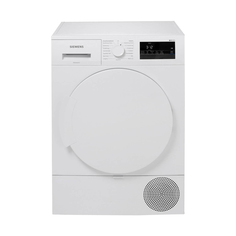 Siemens iQ300 WT43RV00NL warmtepompdrogers - Wit