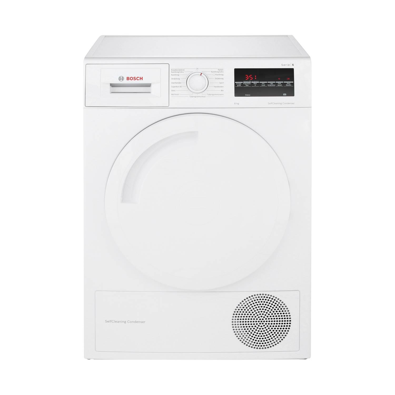 Bosch Serie 6 WTW83462NL warmtepompdrogers - Wit