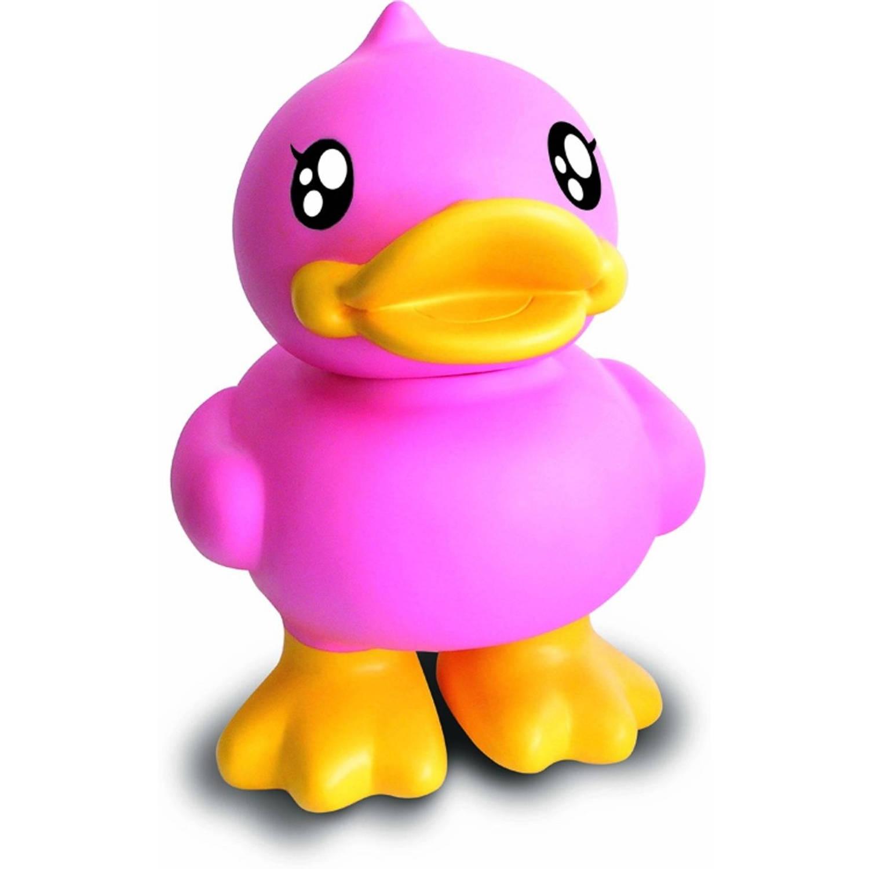 Afbeelding van B.Duck spaarpot eend roze 16 cm