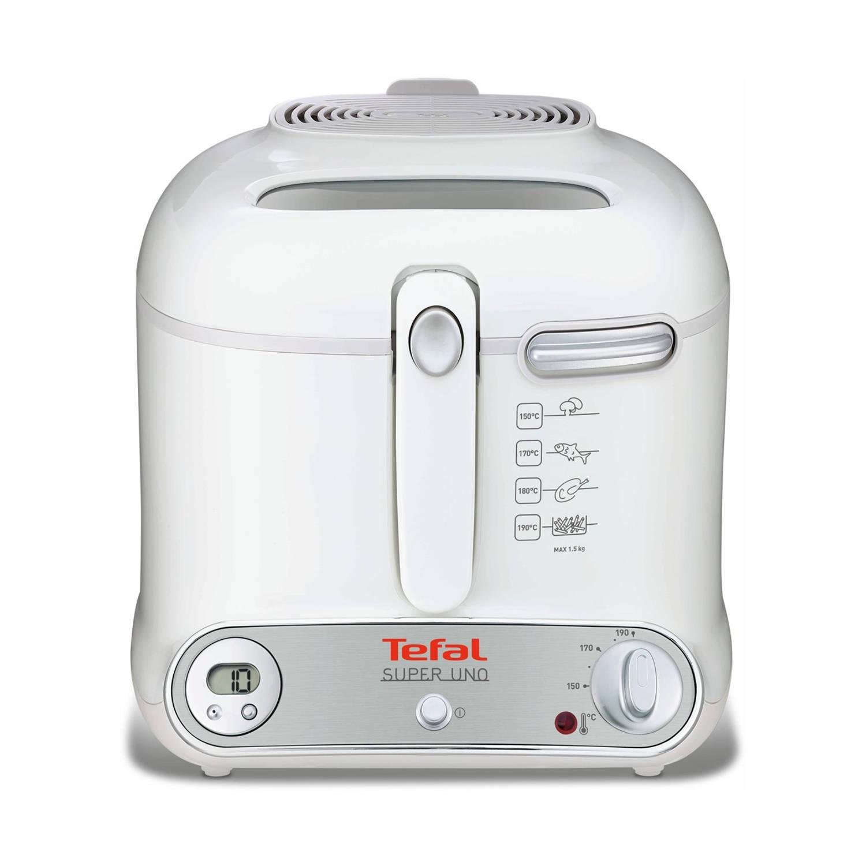 Tefal frituurpan Super Uno FR3021- wit