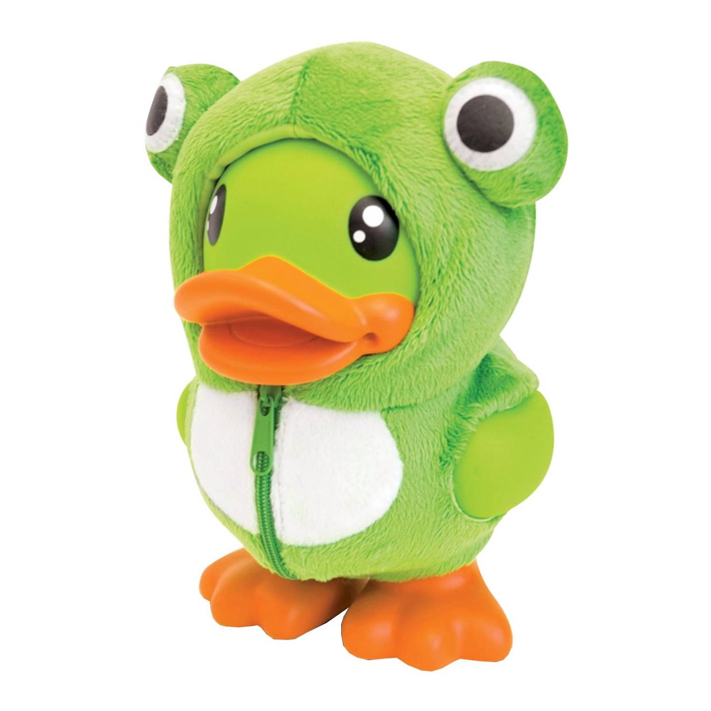 Afbeelding van B.Duck spaarpot eend groene kikker 16 cm