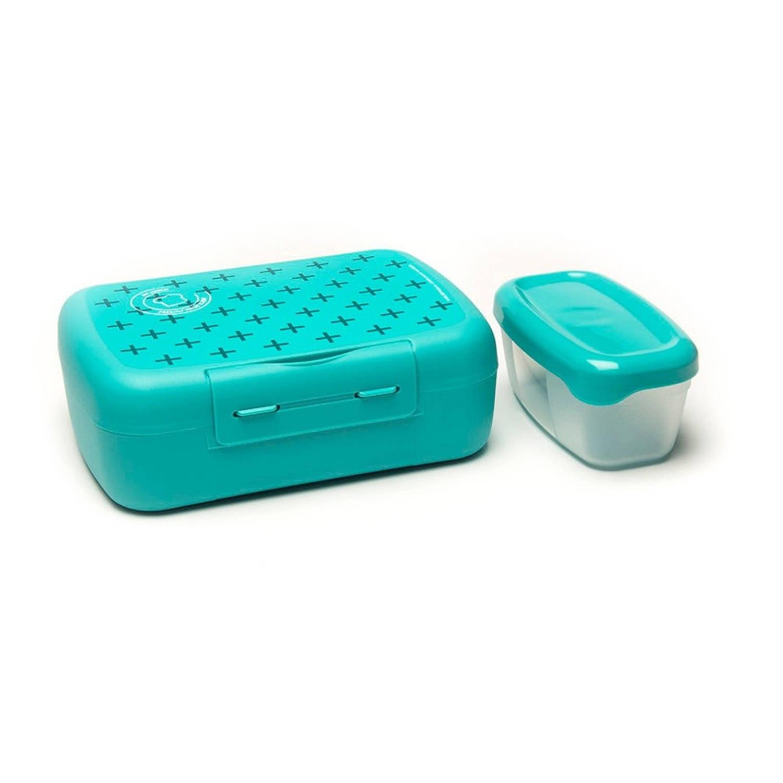 Afbeelding van Amuse lunch- en saladebox 2 liter groen