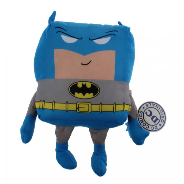 DC Comics knuffel Batman 45 cm blauw