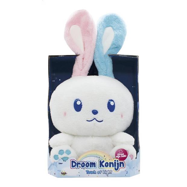 Splash Toys pluchen Droomkonijn 50 cm wit