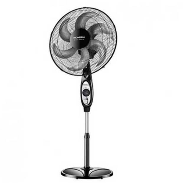 Mondial black premium turbo staande ventilator