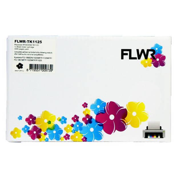 FLWR Kyocera Mita TK-1125 zwart Toner