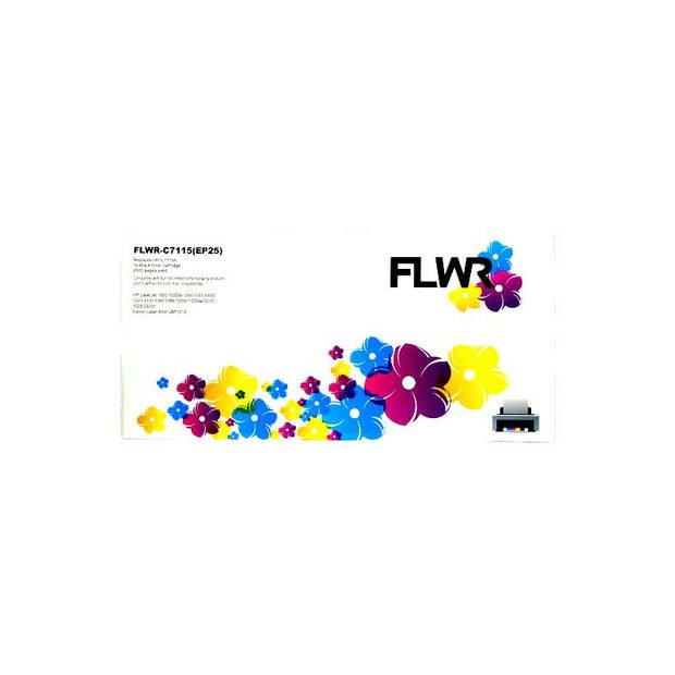 FLWR HP 15A zwart Toner